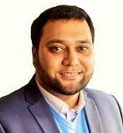 Profile image for Councillor Zulhash Uddin